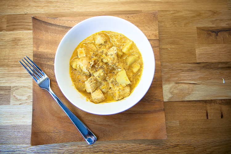 cuisine companion thai curry
