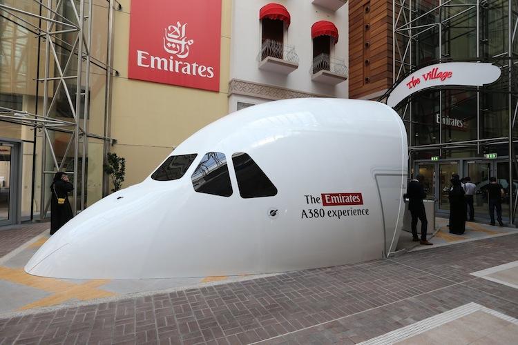 emirates experience