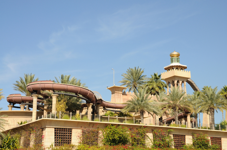 Wild Wadi Waterpark Review