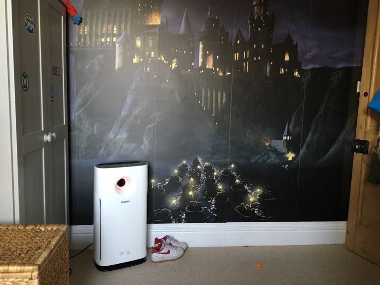 philips AC3256 air purifier hay fever review