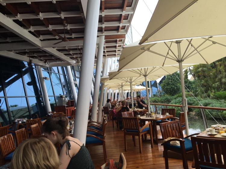 jumeirah beach hotel latitude
