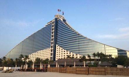 Review: Jumeirah Beach Hotel, Dubai