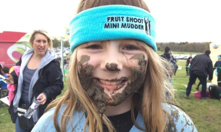 Taking on the Mini Mudder Challenge