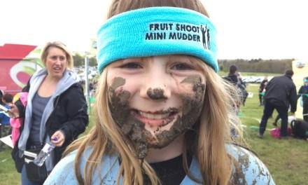 Taking on the Mini Mudder Challenge