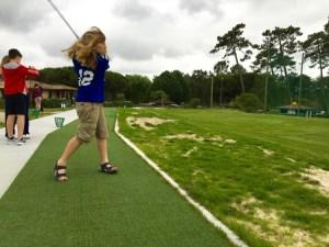 kids golf lessons moliets