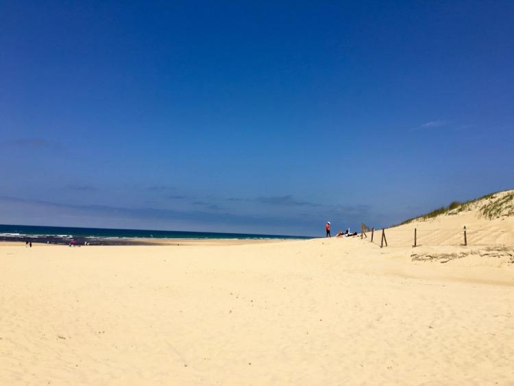 moliets beach france