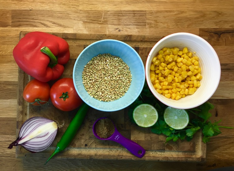 Review: Mindful Chef Recipe Box