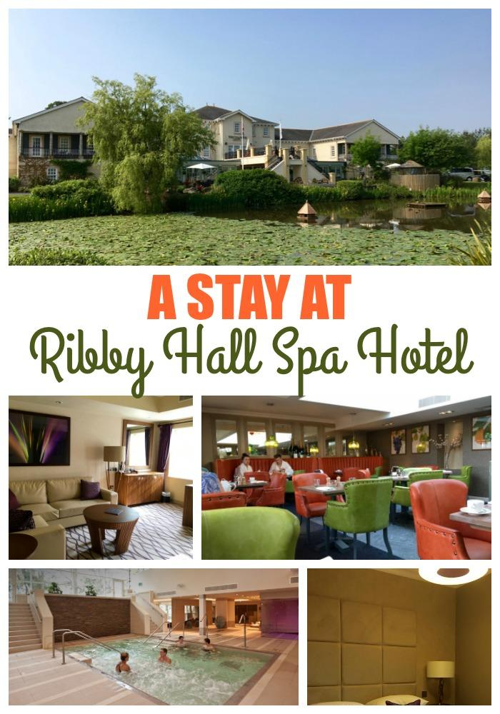 ribby hall day spa review