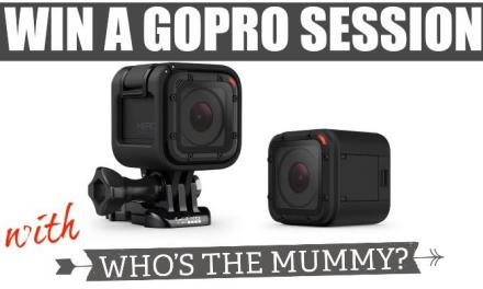 Win a GoPro Session Camera: Review and Giveaway