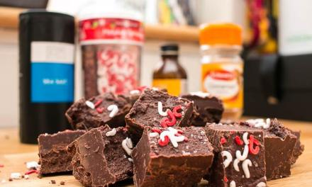 Easy Christmas Chocolate Fudge Recipe