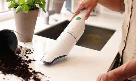Win a Verwerk Handheld Cleaner worth £129