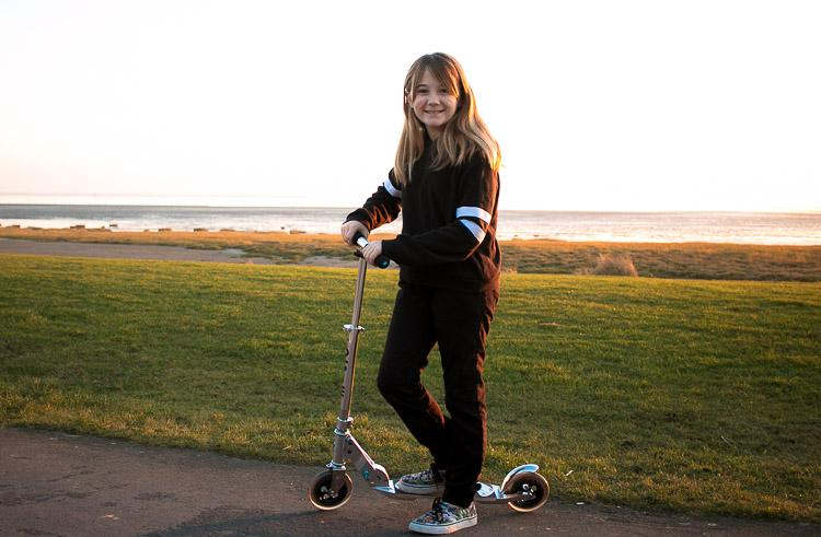 Micro Scooter Flex Review