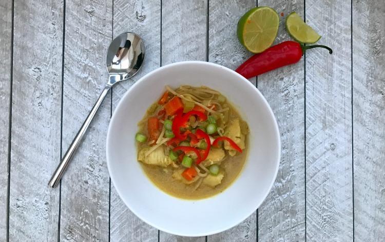 Pressure Cooker Chicken Soup Recipe