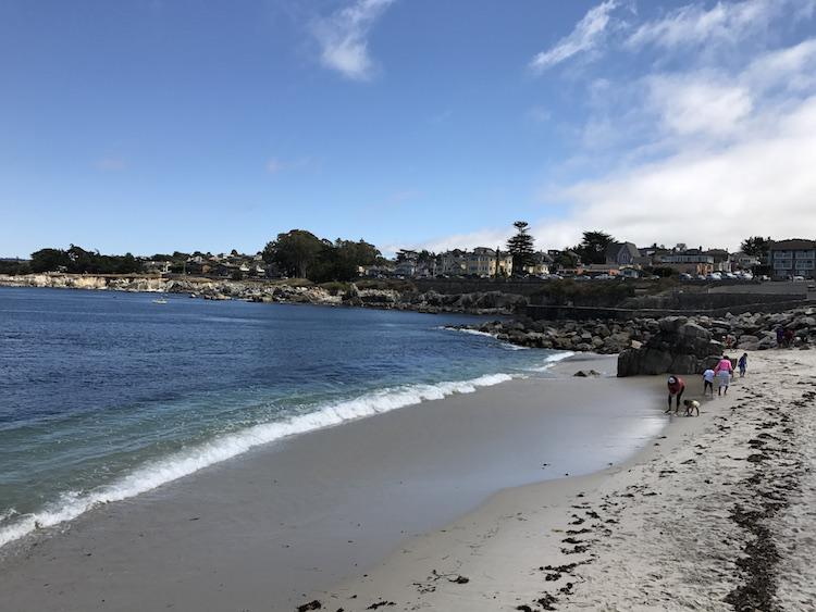 lovers point park monterey