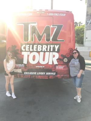 TMZ celebrity tour review