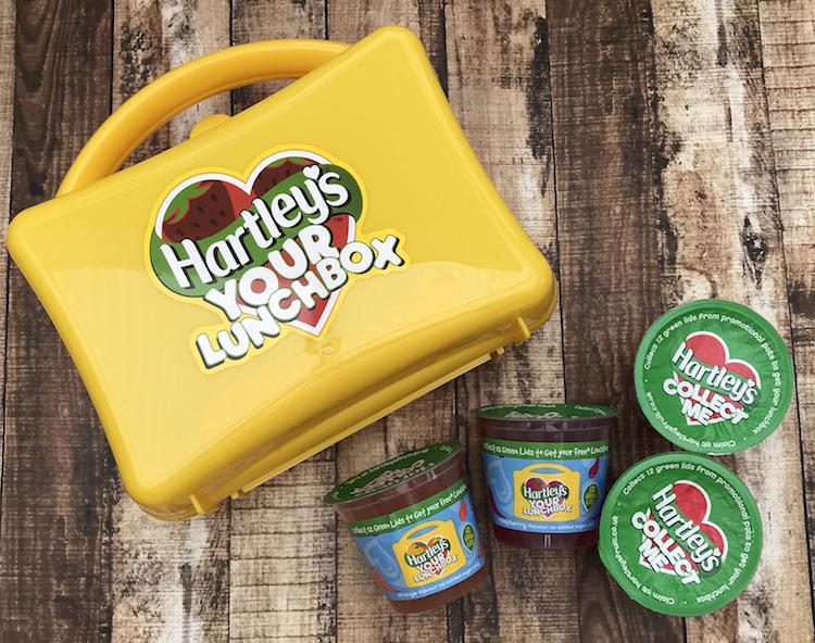 hartleys free lunchbox