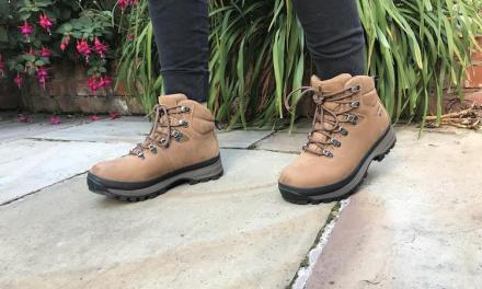 How to Break In your Brasher Walking Boots