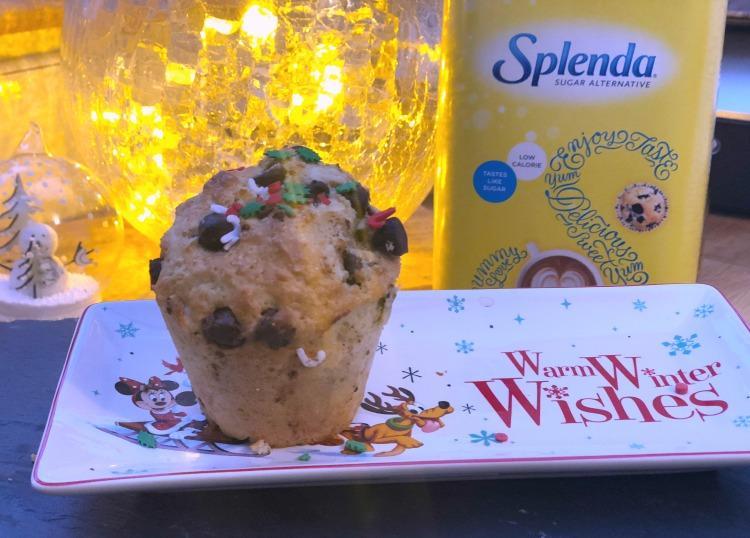 splenda low sugar chocolate muffins recipe