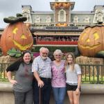 Visiting Walt Disney World Florida with Grandparents
