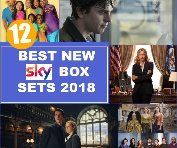 Best box sets on Sky TV 2018