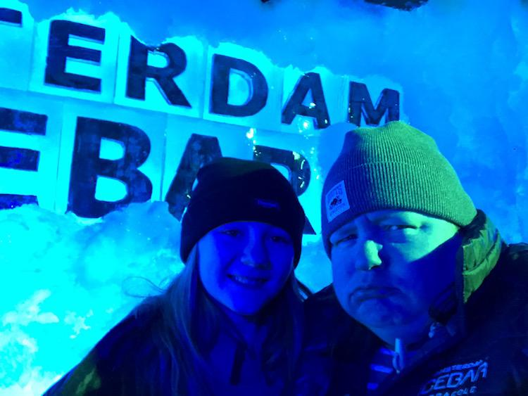 Ice Bar Amsterdam