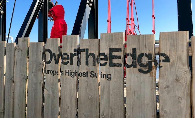 Over the Edge Amsterdam