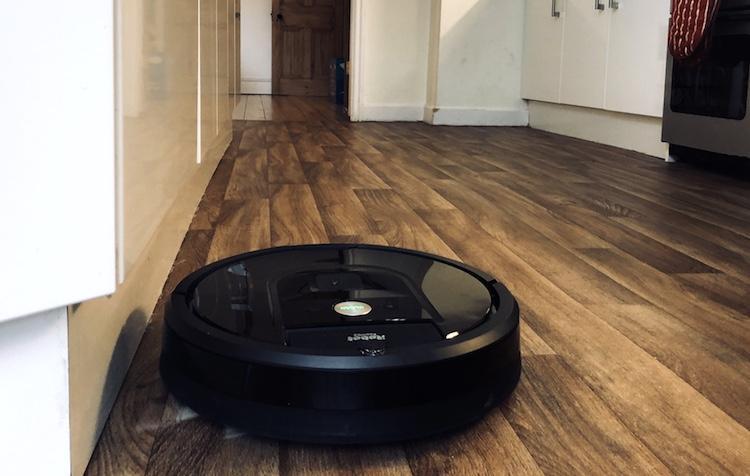Irobot Roomba 980 Robot Vacuum Cleaner Review