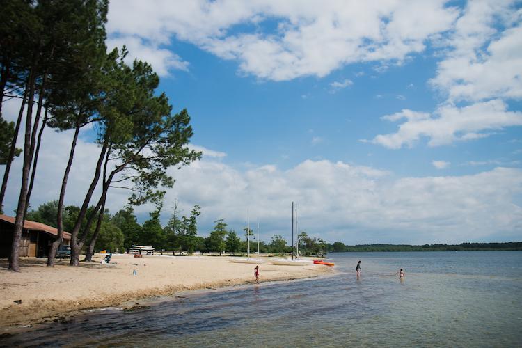 lac de biscarrosse