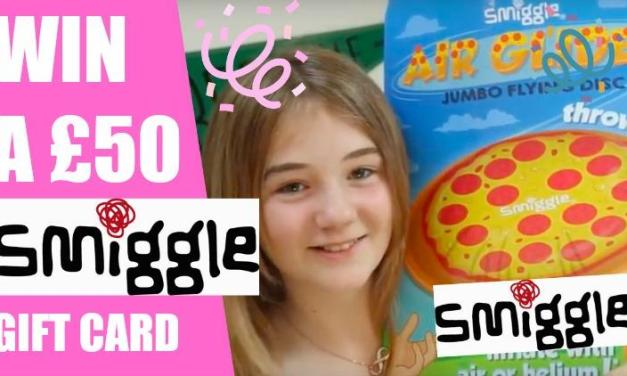 Competition: Win a £50 Smiggle Voucher for Back to School