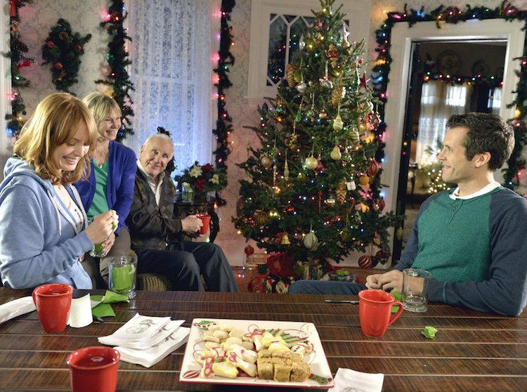 hallmark Christmas movies uk