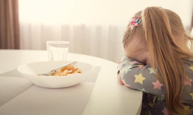 Tips for Fussy Eaters from a Mum Who's Been There!