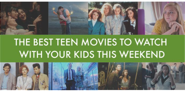 Best Teen Movies to Watch this Weekend