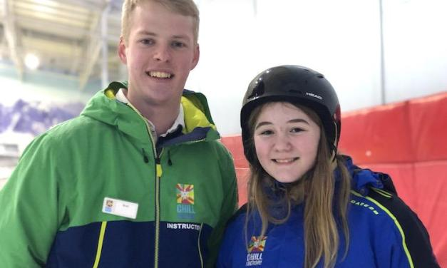 Snowboarding Lessons at Chill Factore, Manchester