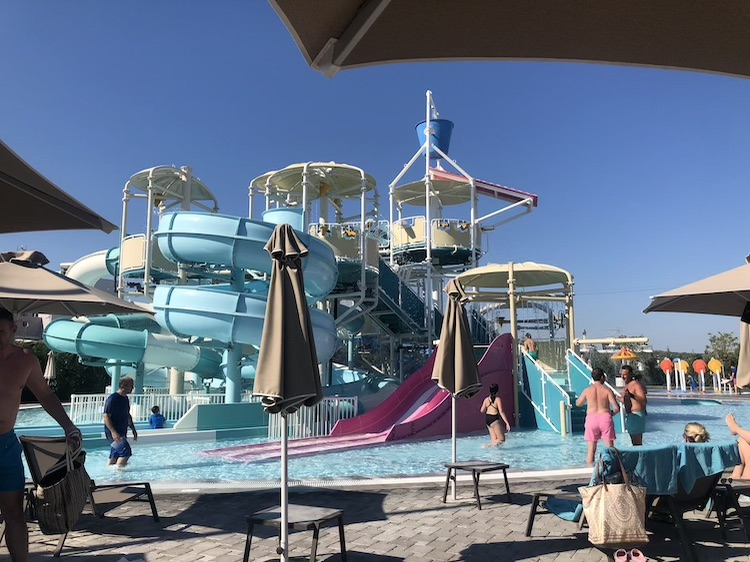 Family Splash Park Sensatori