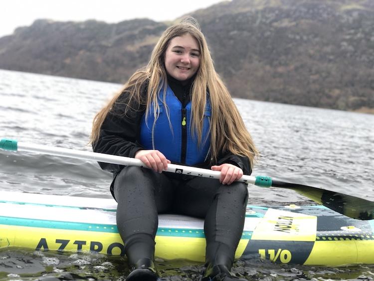 ullswater paddleboard