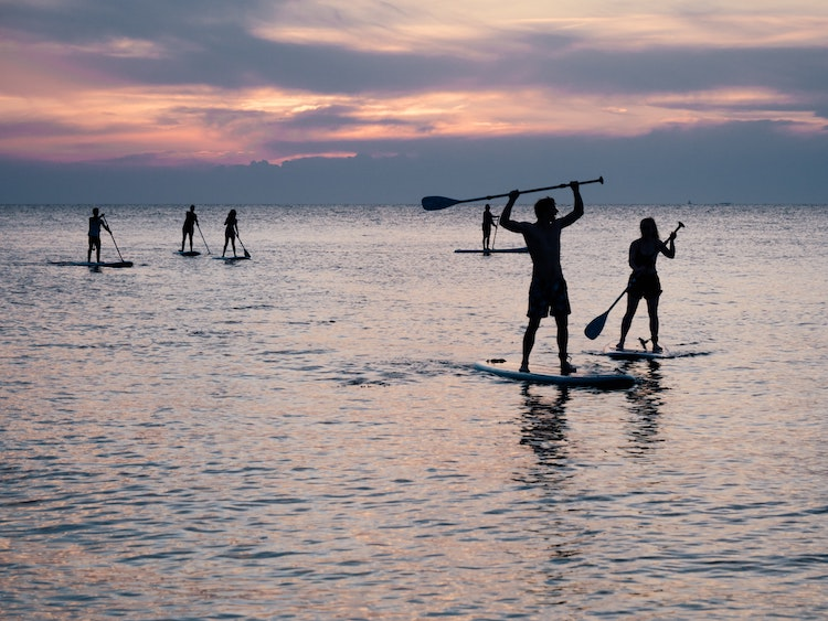 Best Places to Paddleboard in the North West