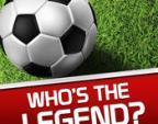 Who's the Football Legend Answers