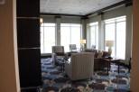 七日目の朝。ホテルはHilton Garden Inn Dulles North。きれいなホテルでした。