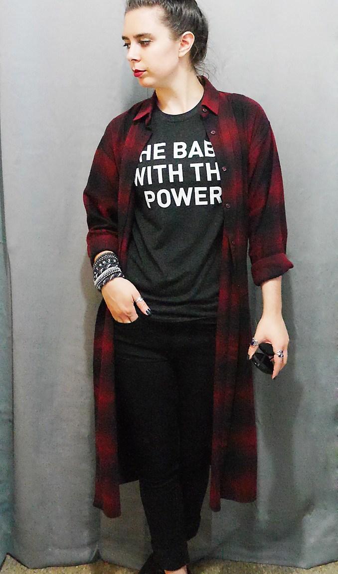 FDress+BabePower+Jeans Fall10x10WardrobeChallenge 3