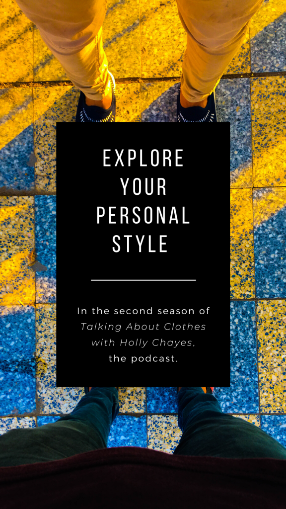 Talking About Clothes | Collection 2: Your Personal Style