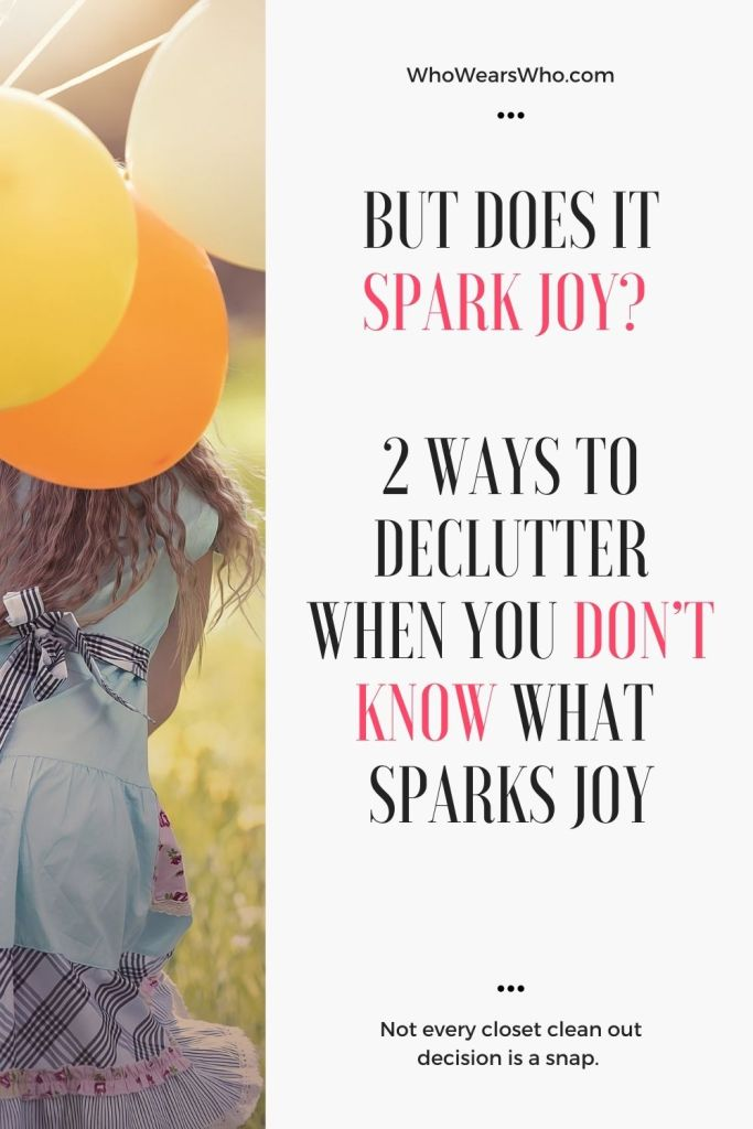 But does it spark joy? blog graphic