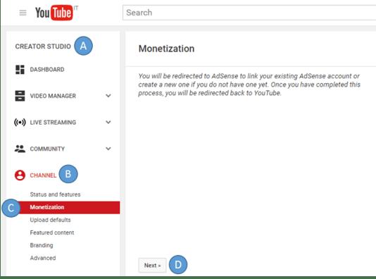 come guadagnare con youtube - monetizzazione 1