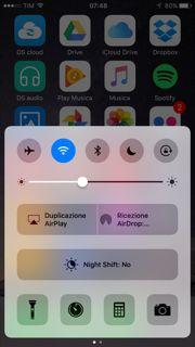 vedere i video iPhone su TV screenshot