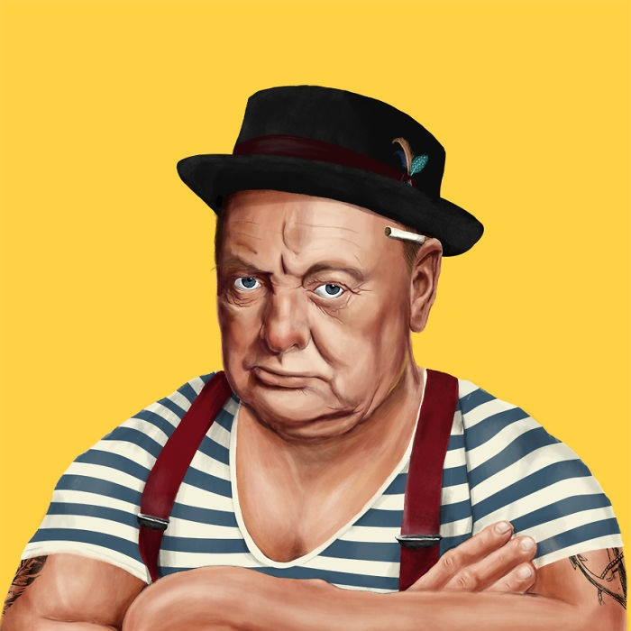 Hipstory_Illustrations_Cast_Cultural_Icons_As_Histers_by_Amit_Shimoni_2014_05