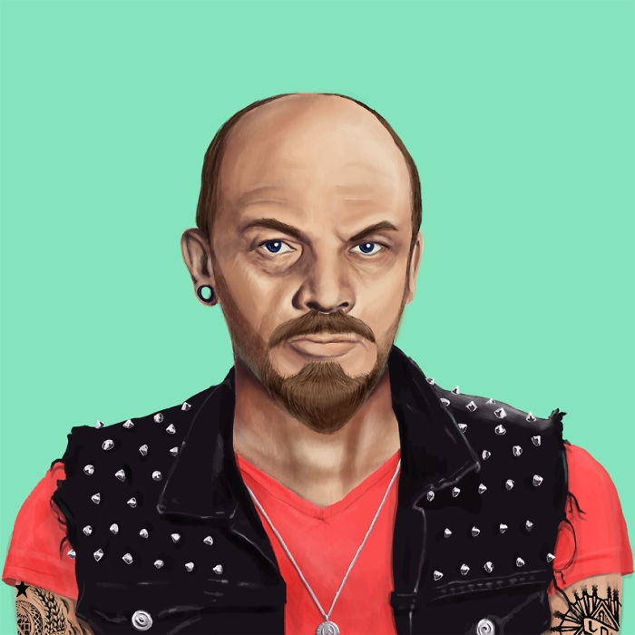 Hipstory_Illustrations_Cast_Cultural_Icons_As_Histers_by_Amit_Shimoni_2014_09