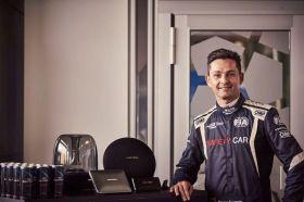 Darf ich vorstellen: Safety Car Driver Bruno Correia