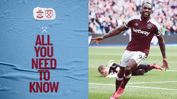 West Ham v Southampton - All You Need To Know