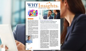 Performance commerciale newsletter WHY Consulting