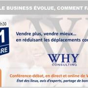 Invitation premier webinar WHY Consulting