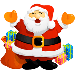 St Nicholas Santa Claus And Father Christmas